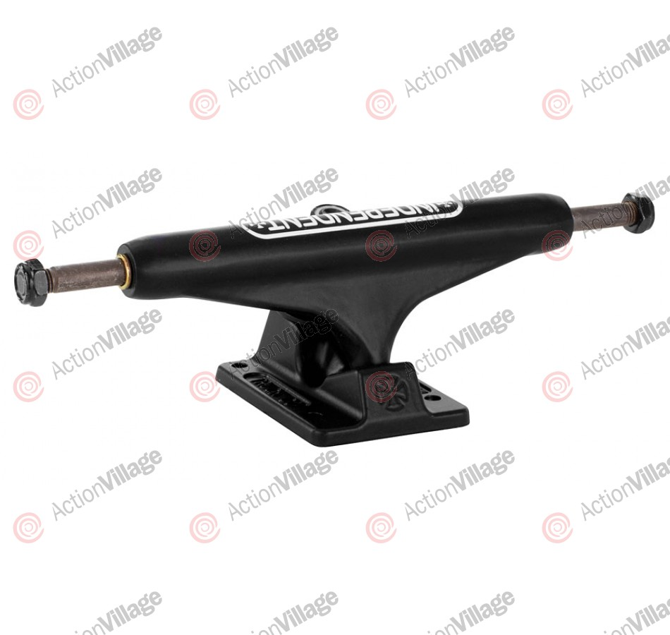 Independent 139 Stage 10 OG Bar Black Black Trucks Low - Skateboard Trucks