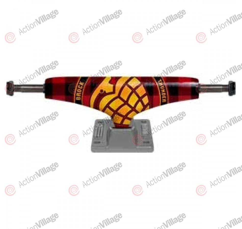 Thunder Trucks Brock Trademark Red High - 149mm - Skateboard Trucks