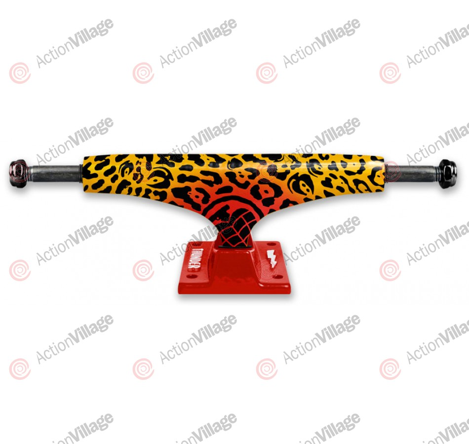 Thunder Animal - Yellow/Red - High - 147mm - Skateboard Trucks
