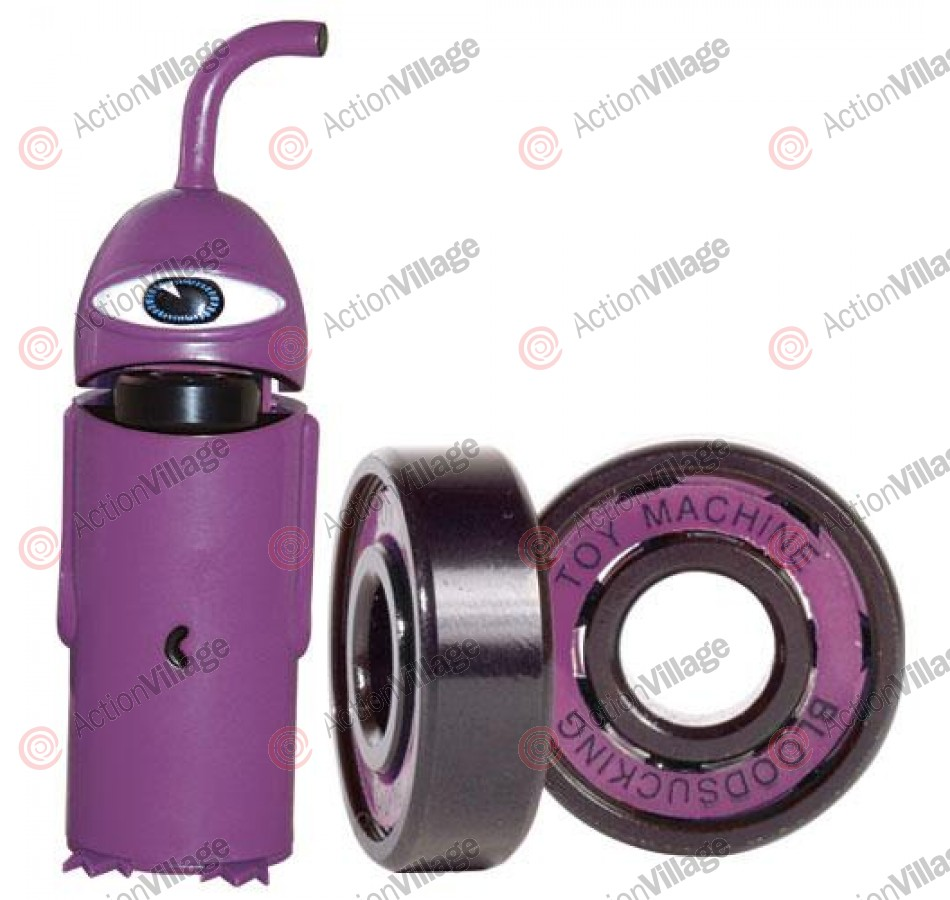 Toy Machine SECT Abec 7 Bearing Set - Skateboard Bearings