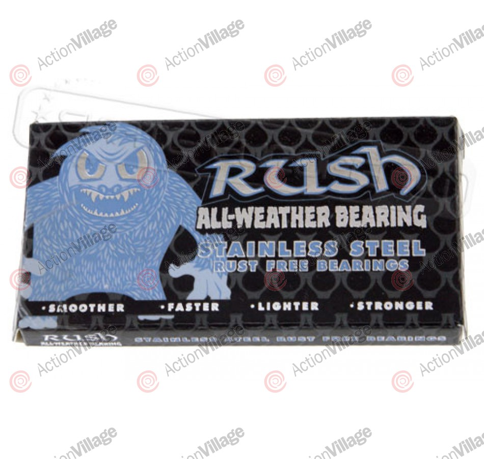 Rush All Weather - Skateboard Bearings