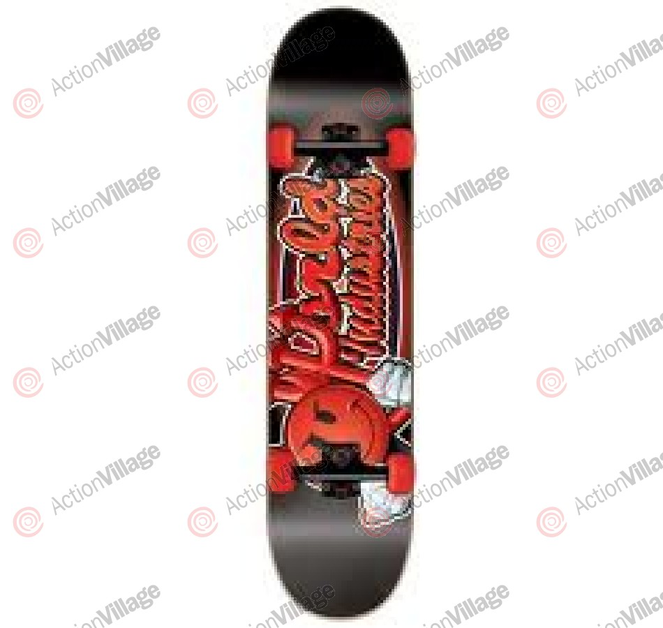 World Industries Looney Devilman Mini - Black/Red - 7.12 - Complete Skateboard