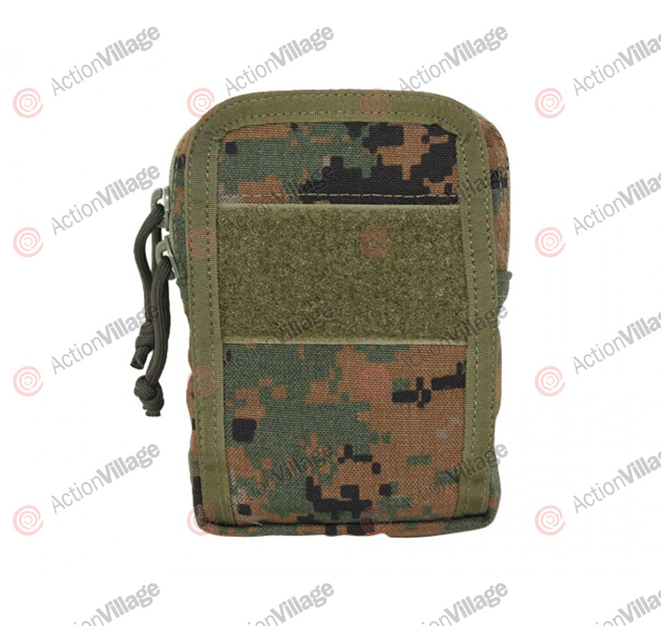 Full Clip Gen 2 ID Pouch - Digital Woodland