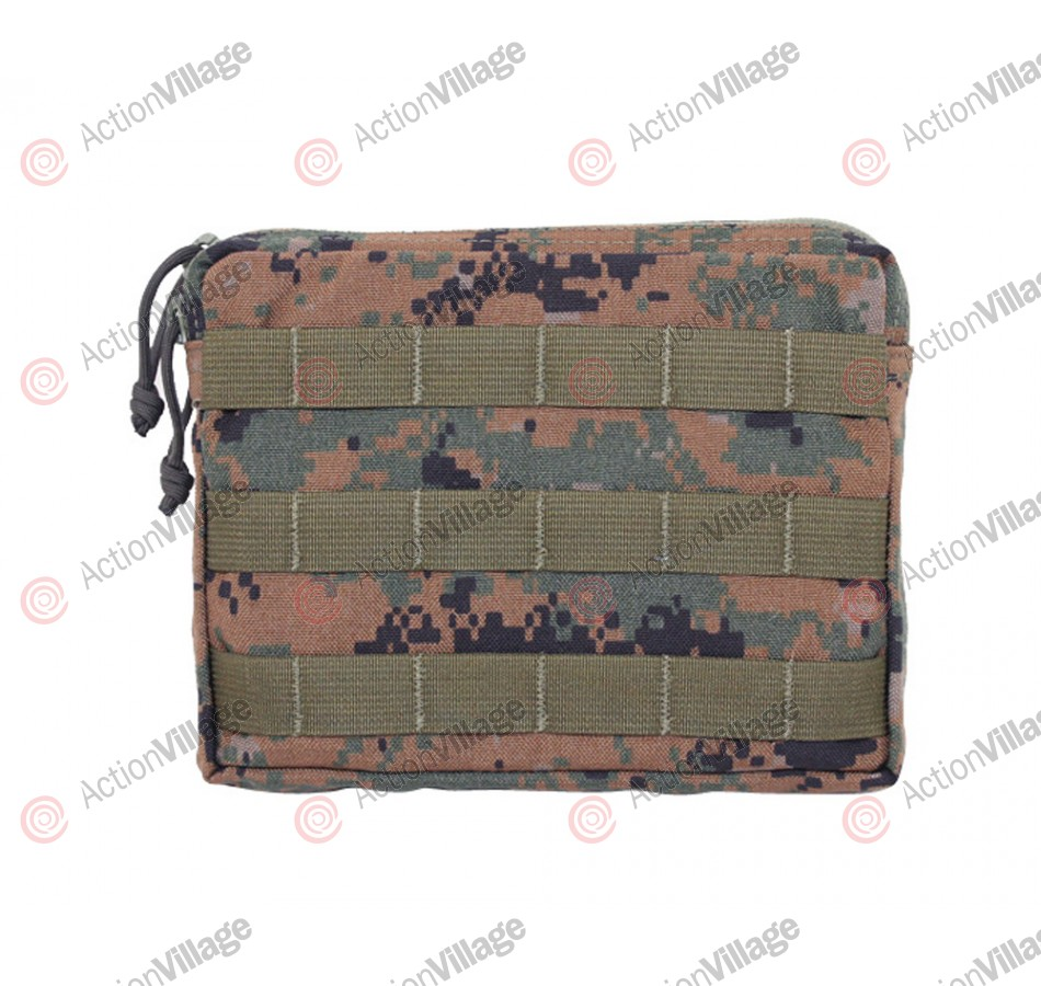 Full Clip Gen 2 General Purpose Large Pouch - Digital Woodland