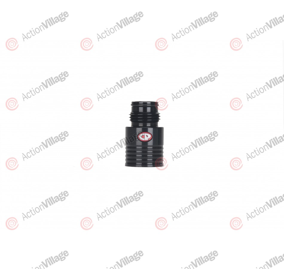 Custom Products Tank Regulator Extender - Black