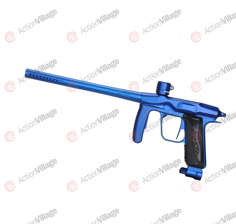 2011 Mokal Aura Paintball Gun - Dust Blue