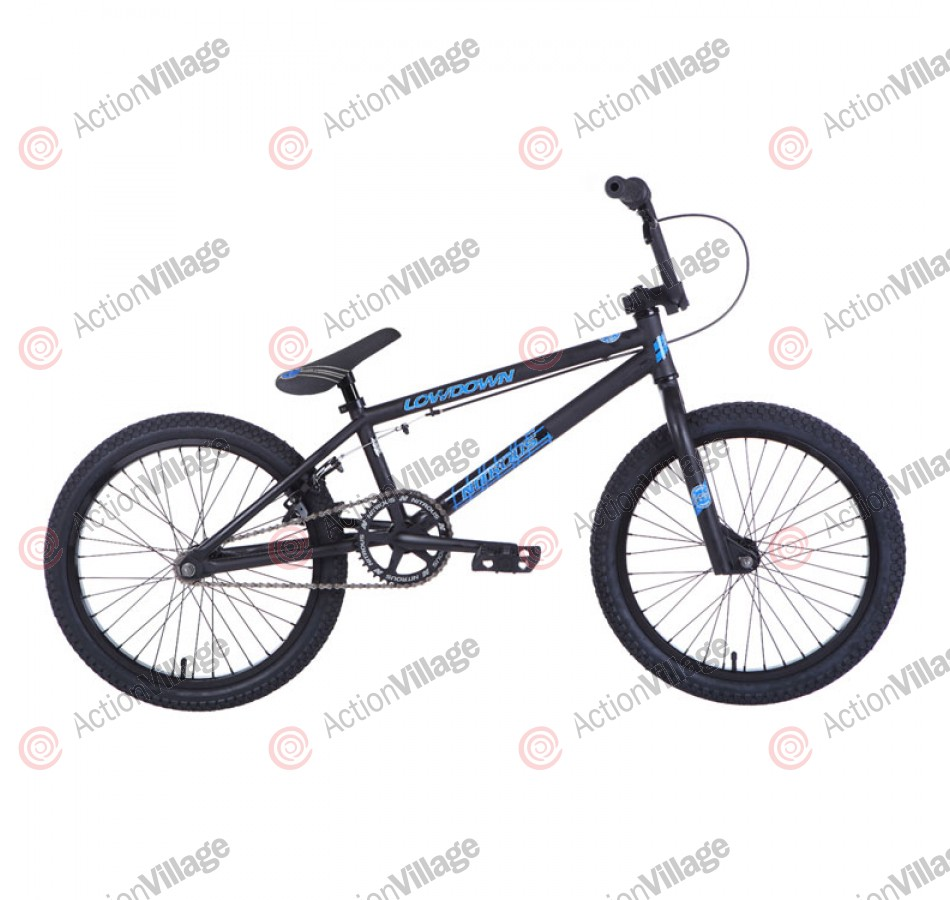 2011 Nitrous Bikes Lowdown 120 - 20 Inch - Matte Black - 20