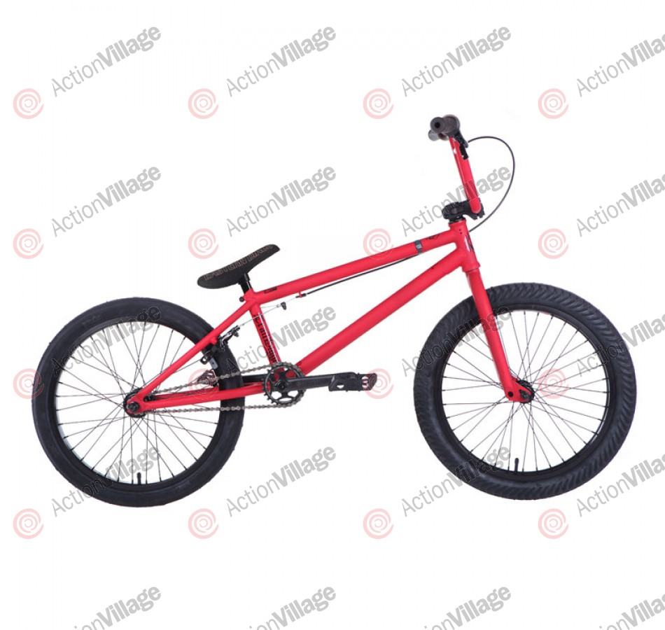 2011 Eastern Bikes Traildigger - Matte Red - 20