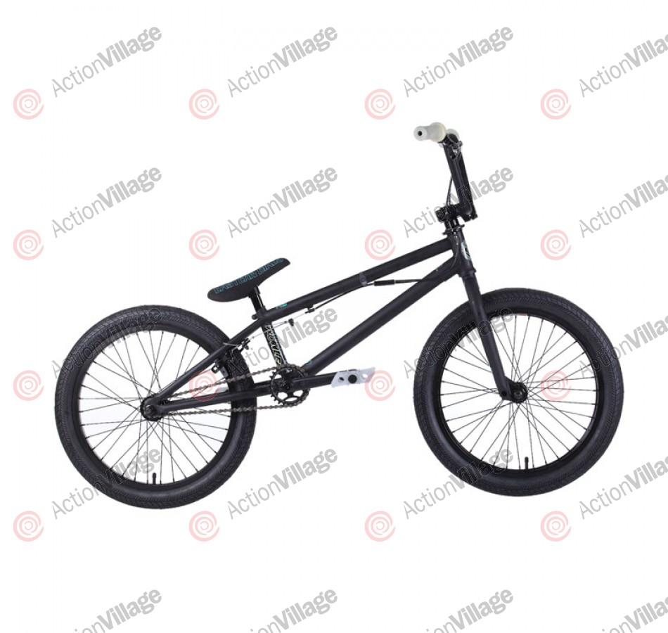 2011 Eastern Bikes Night Prowler - Matte Black / Glow - 20