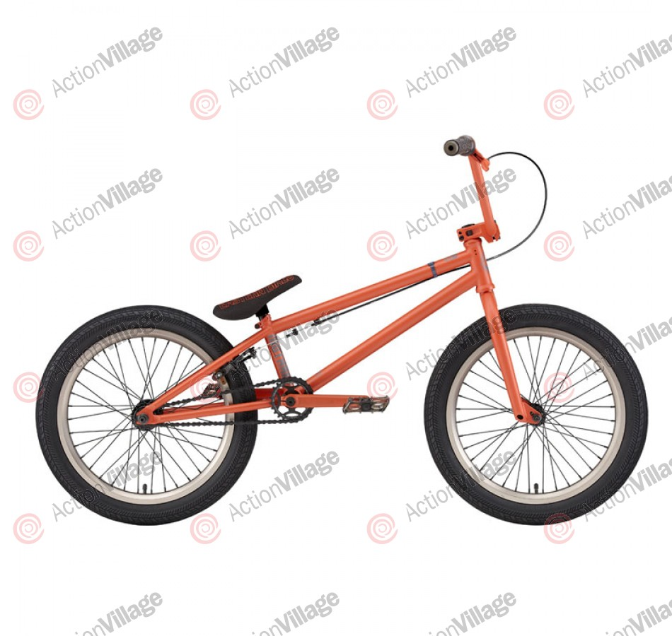 2011 Eastern Bikes Mothra - Matte Orange - 20