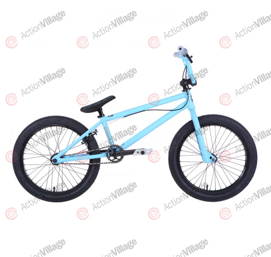 2011 Eastern Bikes Ramrodder - Matte Light Blue