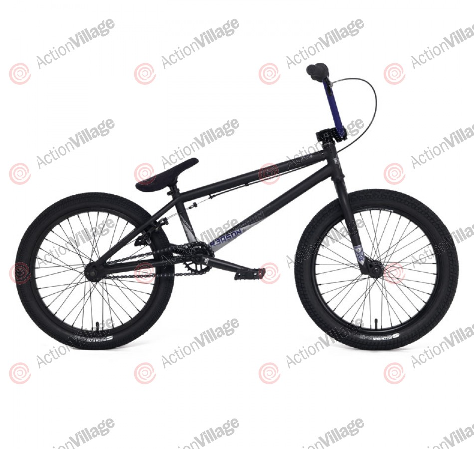 2011 WeThePeople Bikes Reason - Black - 20.4