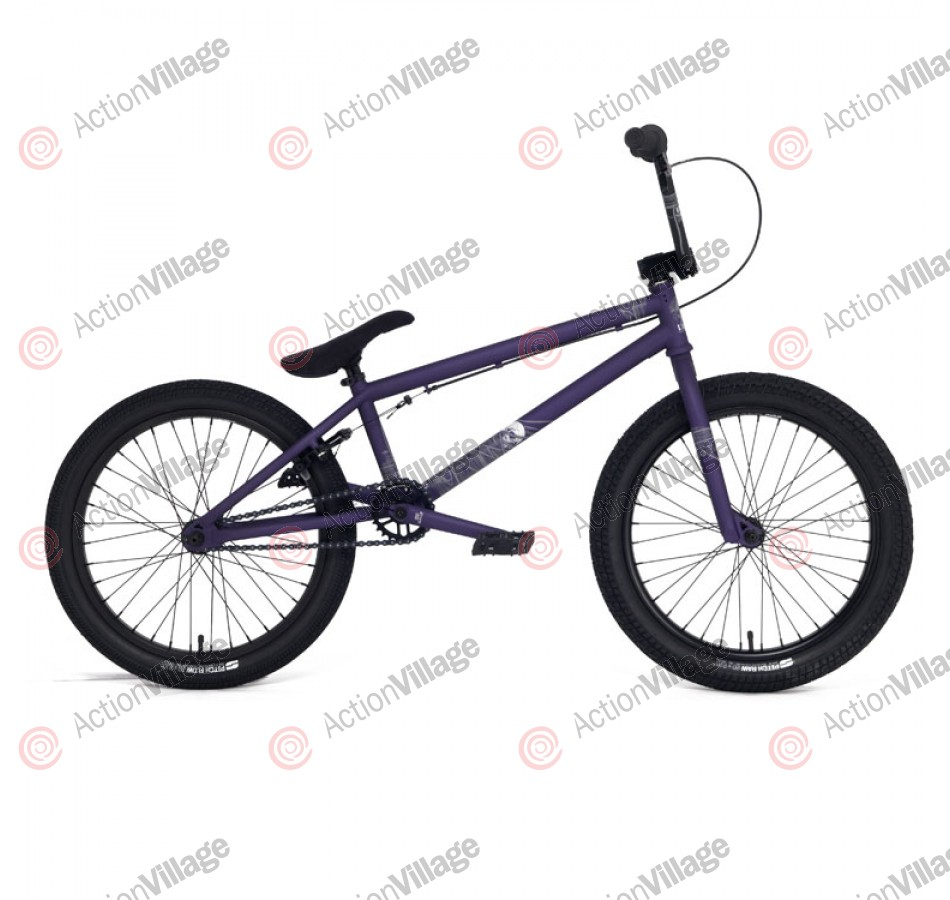 2011 WeThePeople Bikes Crysis - Purple- 20.6