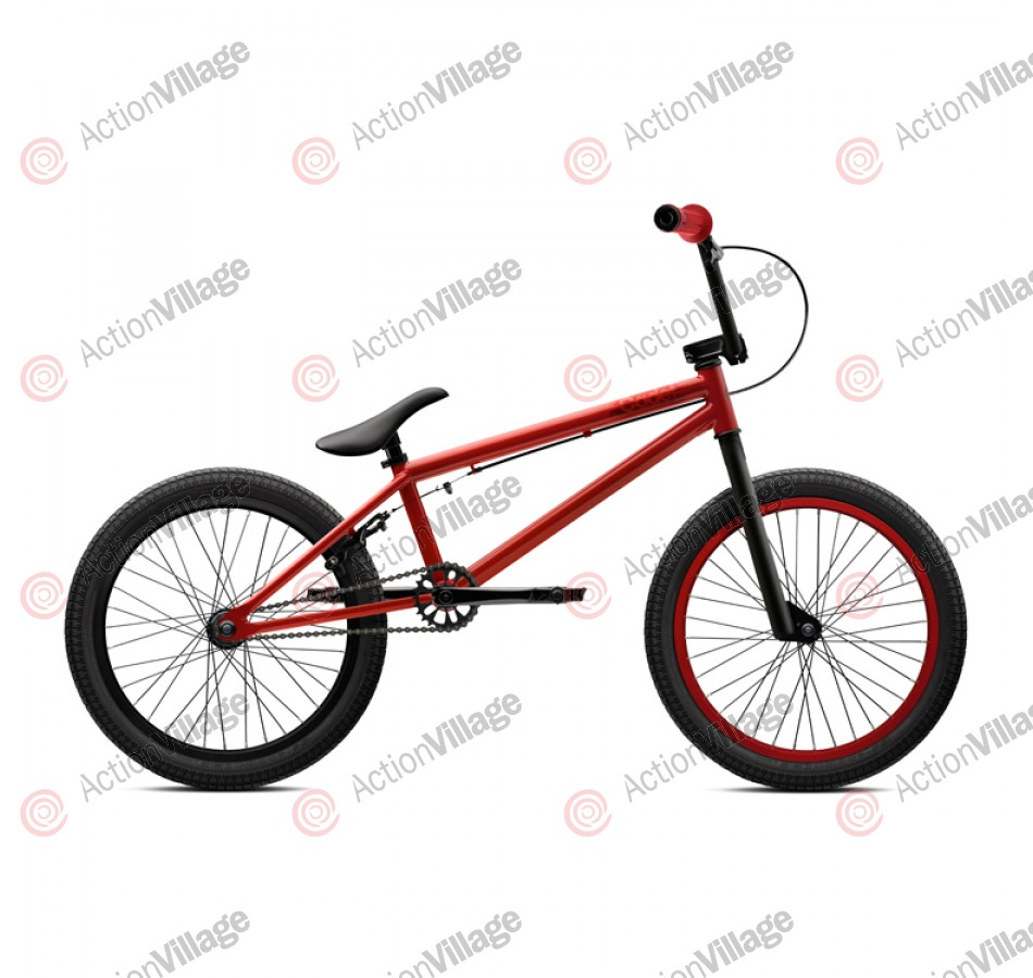 Verde BMX Cadet 2011 - Gloss Red - 20
