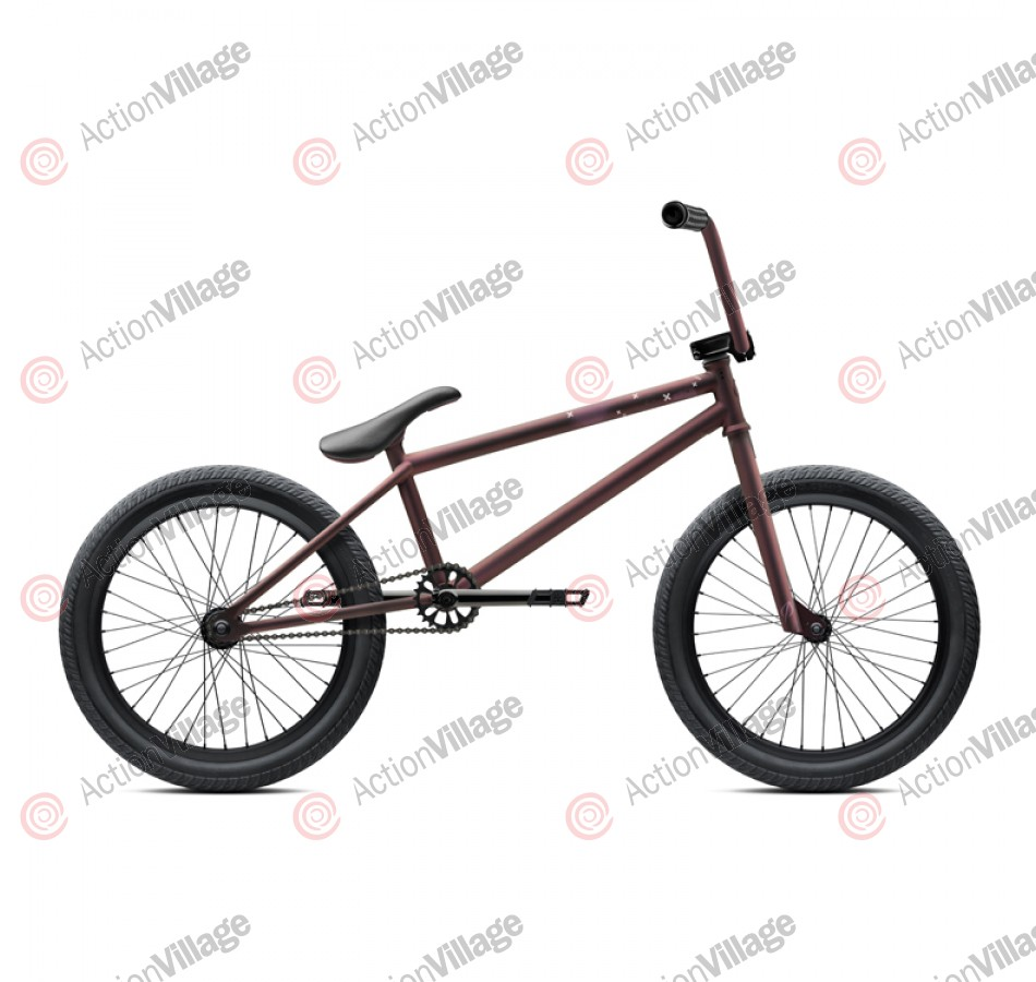2011 Verde Bikes Theory - Matte Purple - 20.5
