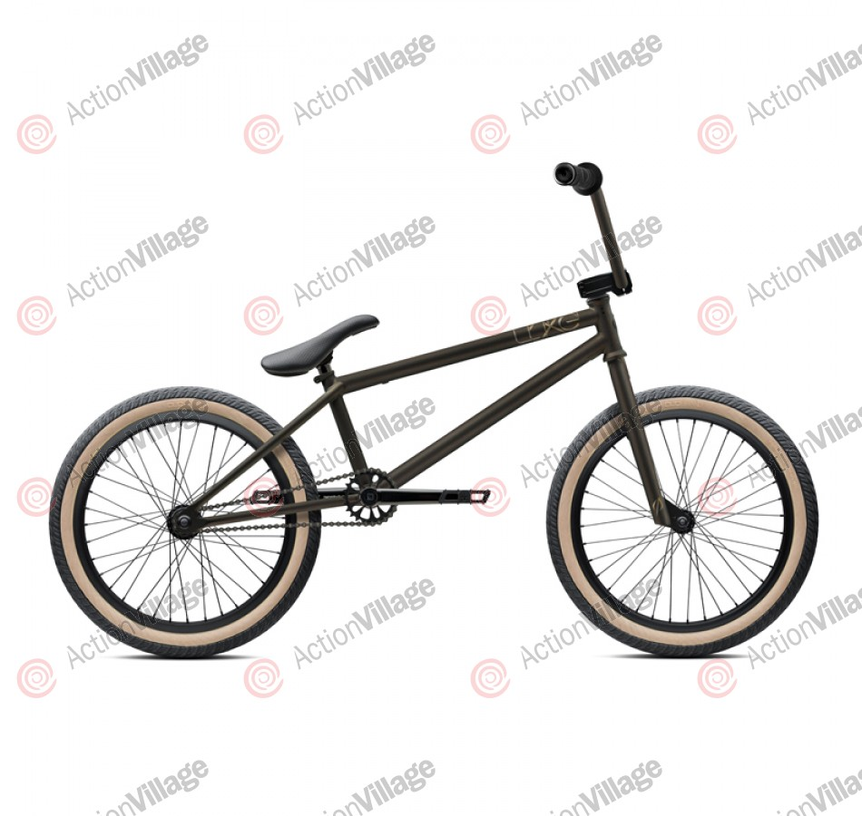 2011 Verde Bikes Luxe 2011 - Matte Black with Gold Flake - 20.75