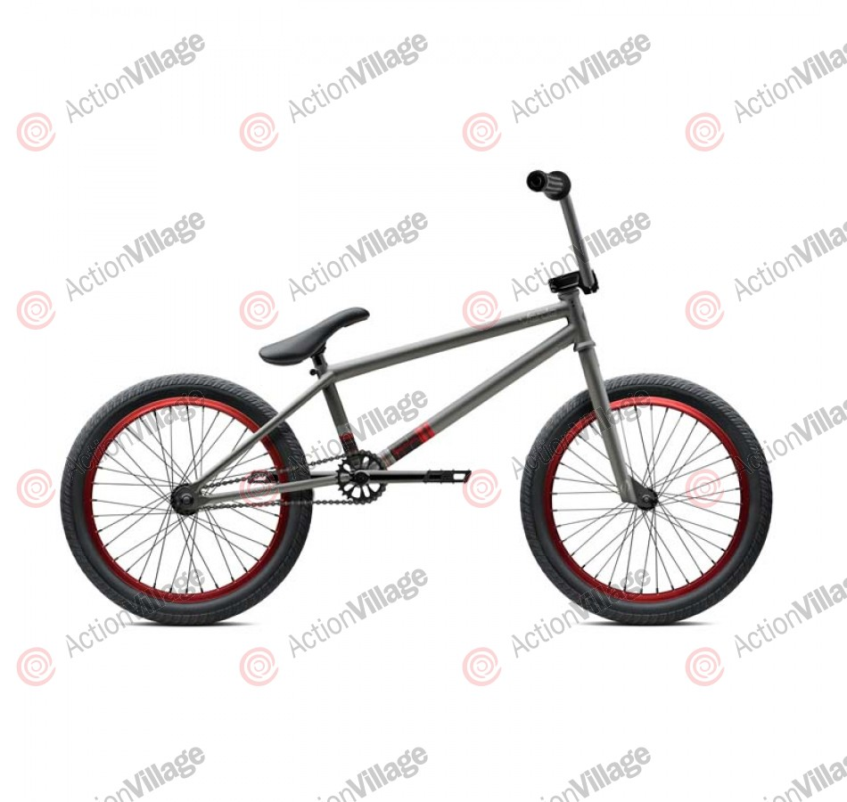 2011 Verde Bikes Spectrum - Grey / Red - 20.5
