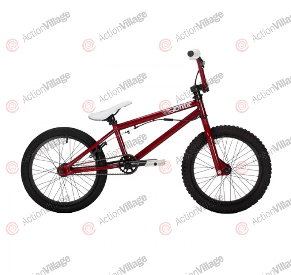 2011 Hoffman Bikes Ontic - Pearlized Red - 18
