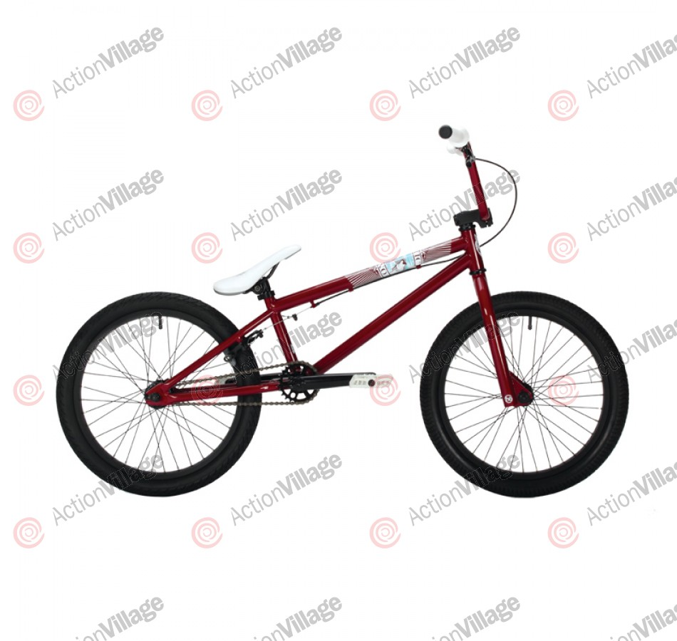 2011 Hoffman Bikes Ontic EC - Pearlized Red - 20