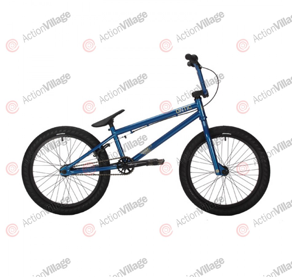 2011 Hoffman Bikes Ontic EL - Metallic Blue - 20