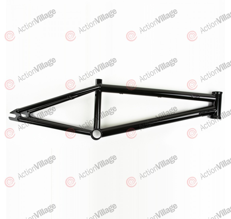 Deco Self Titled - 20.5 Inch - Black - BMX Bike Frame