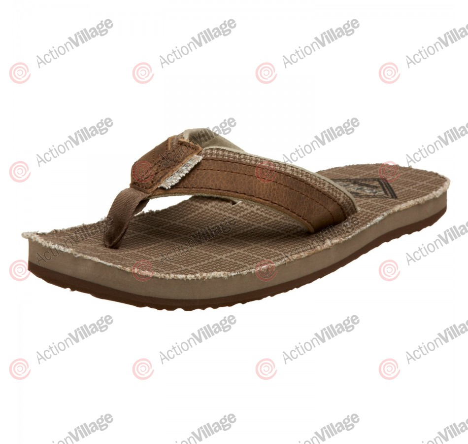 Reef Magda - Men's Sandals - Brown / Tooth