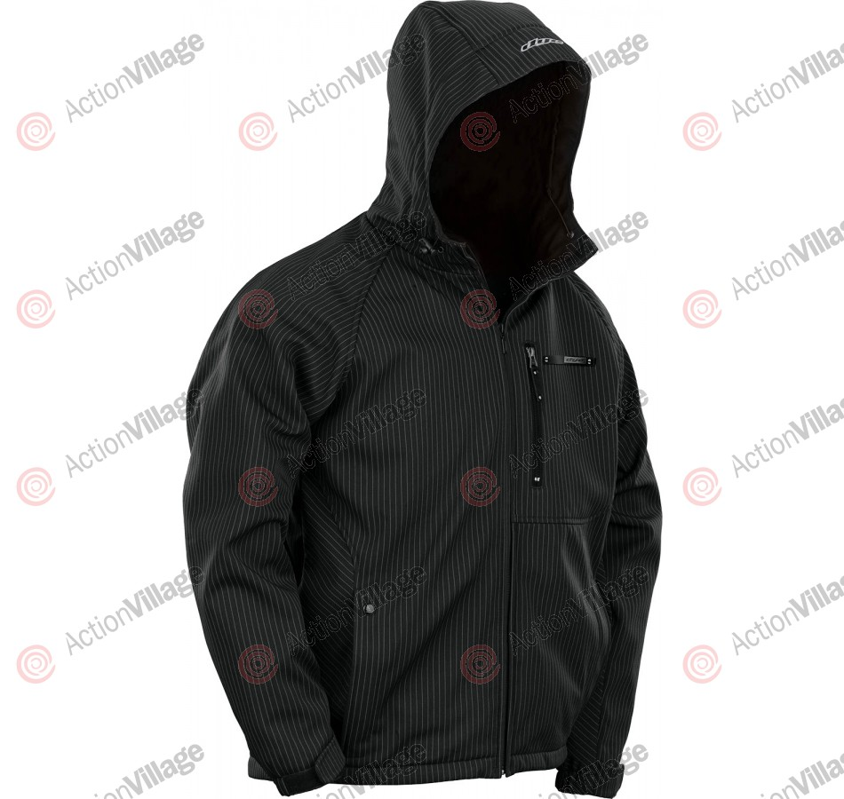Dye Paintball Elemental Jacket - Black/White