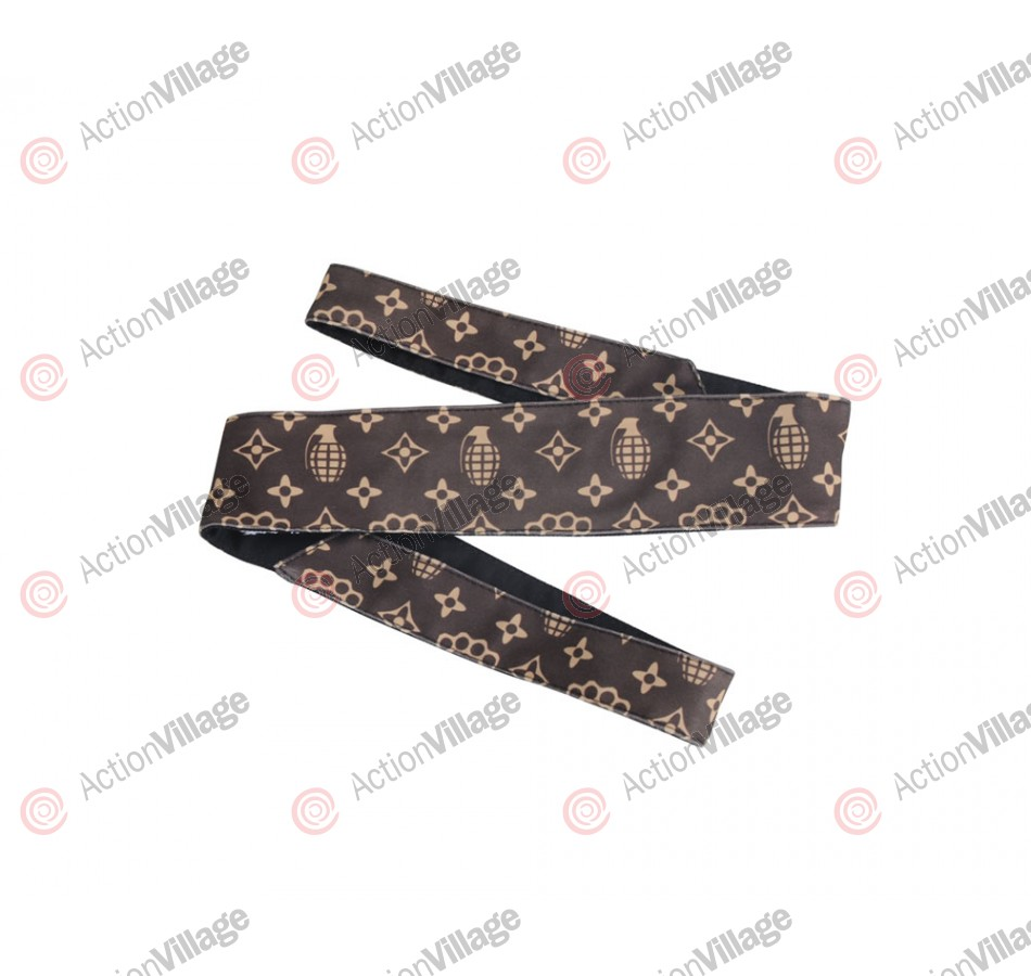 HK Army Headband - Grenade Brown