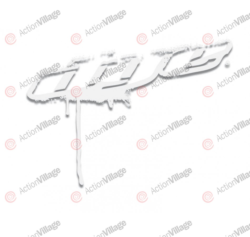 Dye Paintball Sticker Drip Angle 8