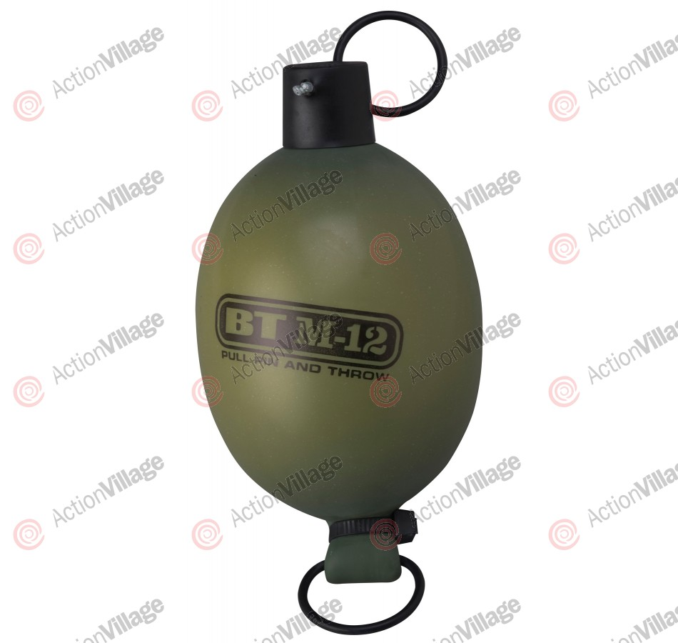 BT M8 Paintball Grenade - Yellow Fill