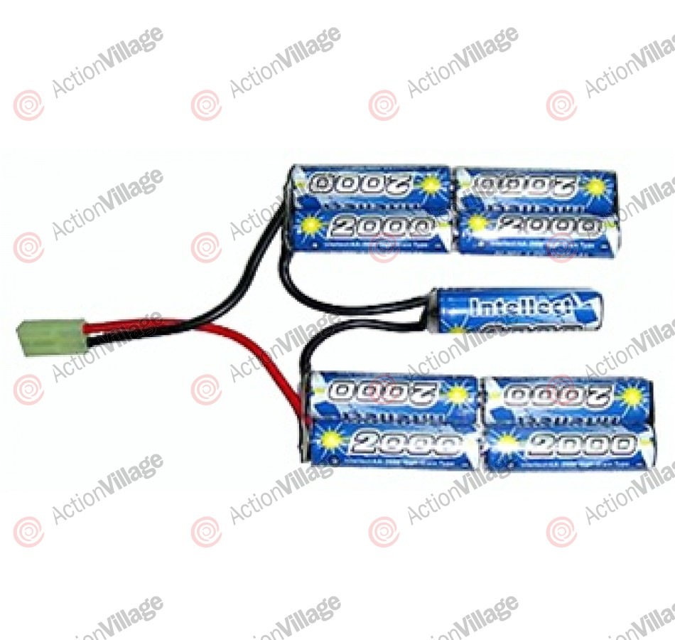 Intellect 10.8v 2000mAh Nunchuck Type Battery