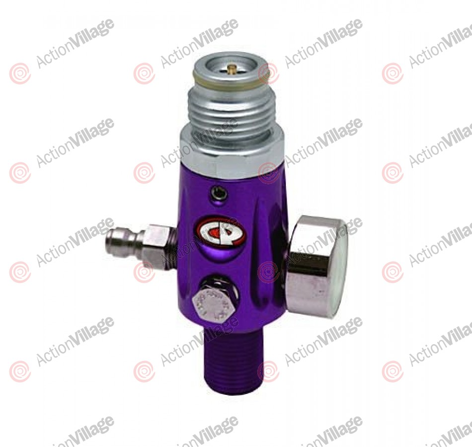 CP Compressed Air Tank Regulator - 4500 PSI - Purple