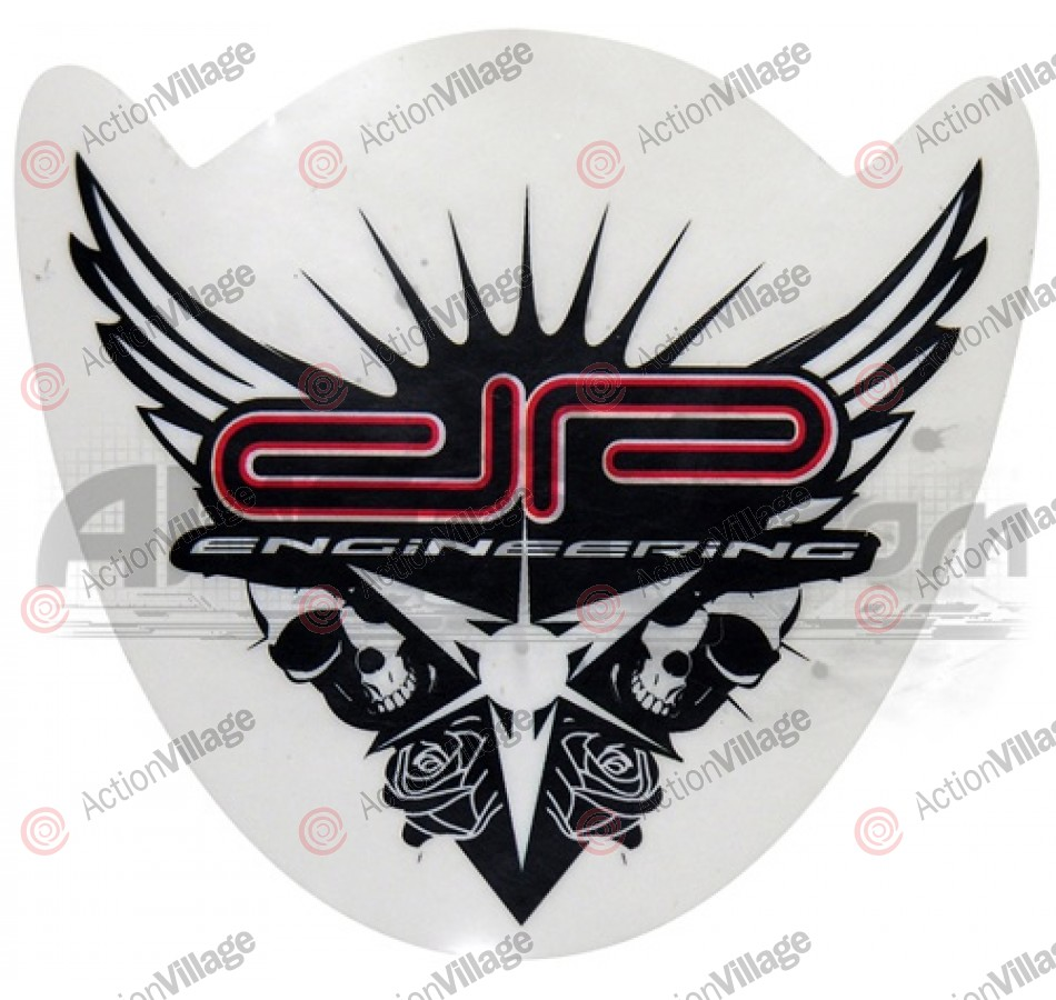 Dangerous Power Wings Sticker