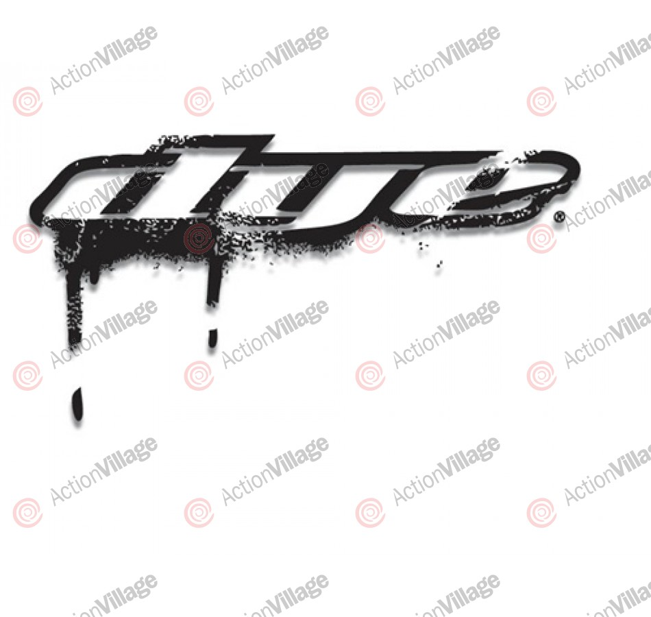 Dye Paintball Sticker Drip 8