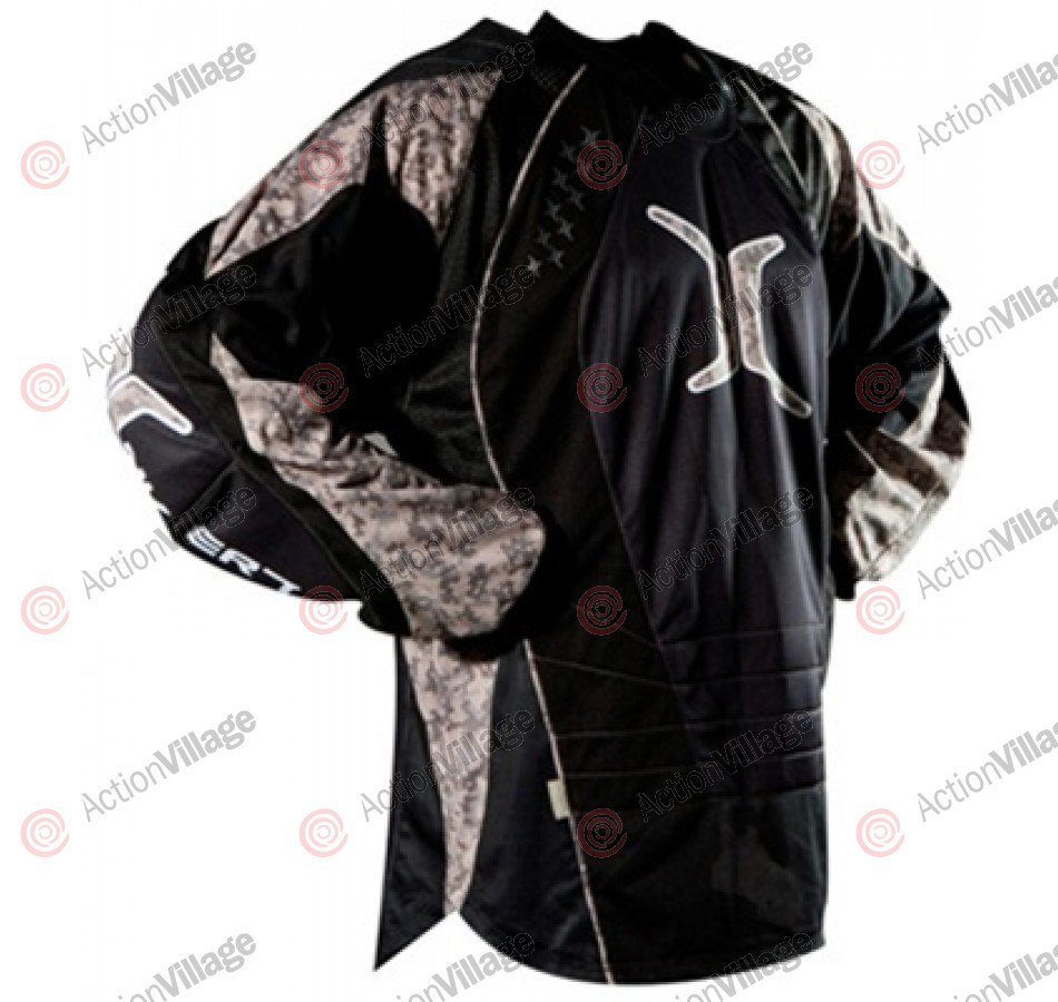 Empire 2008 08 Invert SE Paintball Jersey - Army Digi Camo