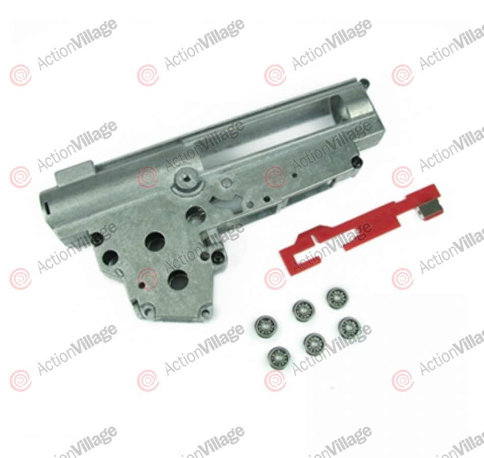 King Arms Version 3 9MM Bearing Gearbox - SM