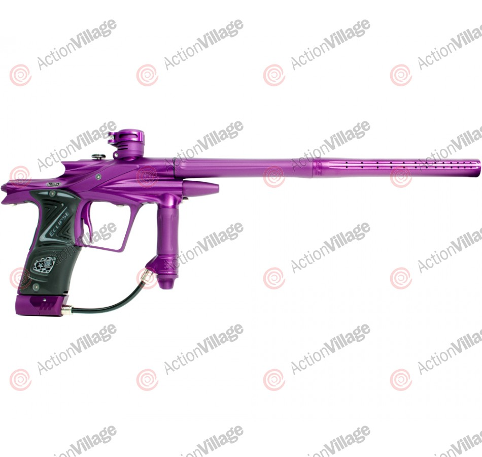 Planet Eclipse 2011 Ego Paintball Gun - LE Two Tone Purple/Purple