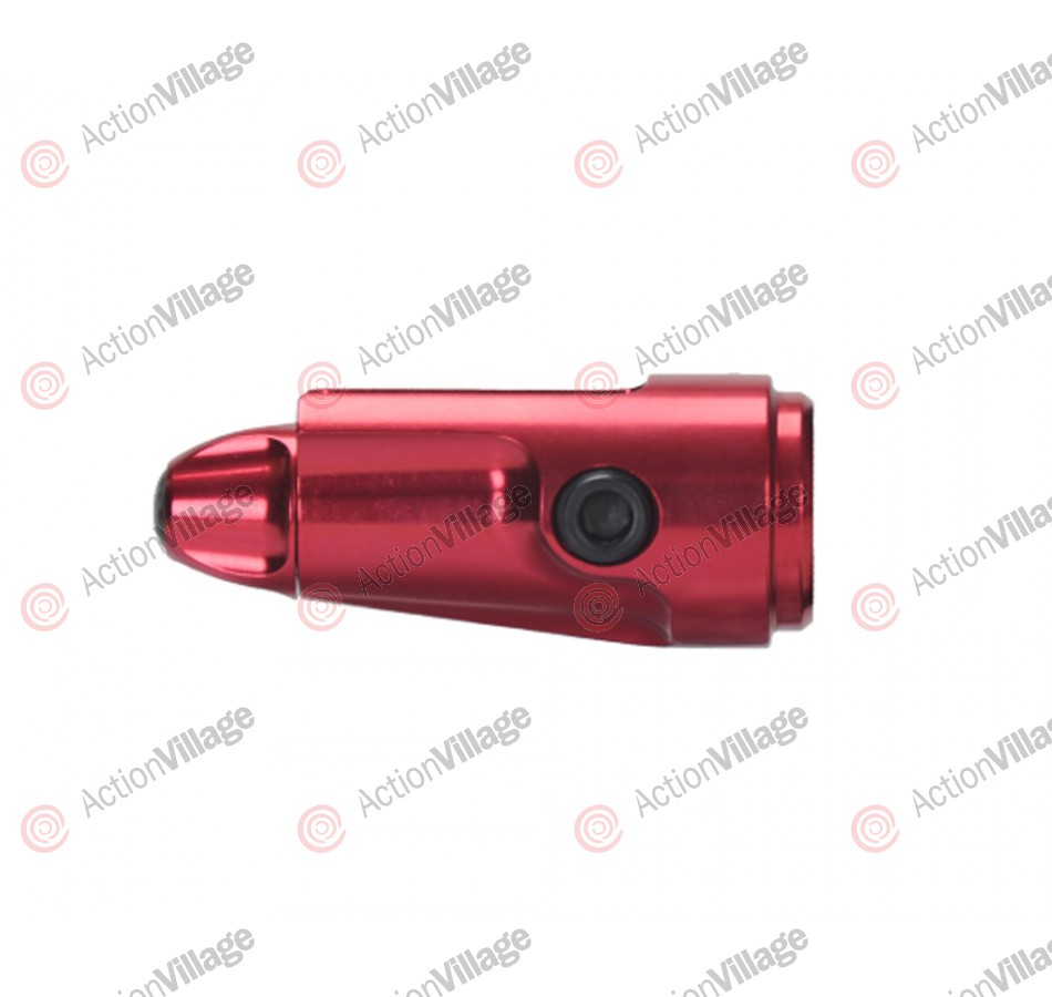 Shocktech On/Off Bottomline Dovetail ASA - Red
