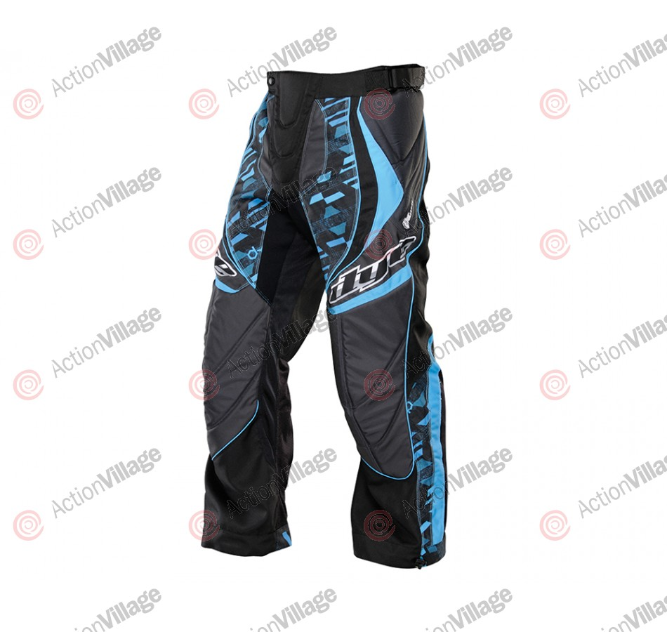 2013 Dye C13 Paintball Pants - Cubix Cyan