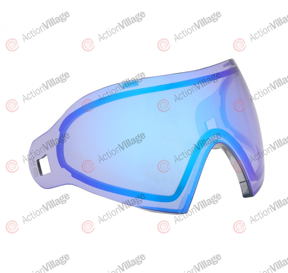 Dye I4 Thermal Mask Lens - Dyetanium Blue Ice