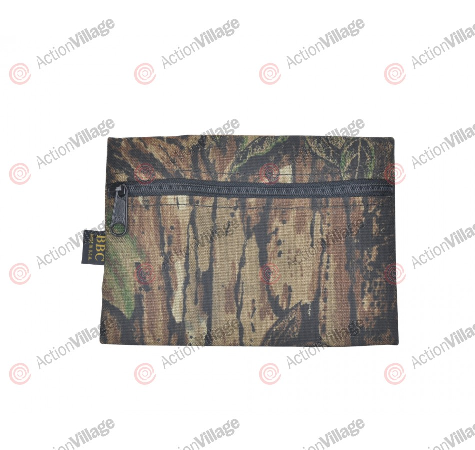 Big Bag Company Web Belt Large Pouch - Real Tree