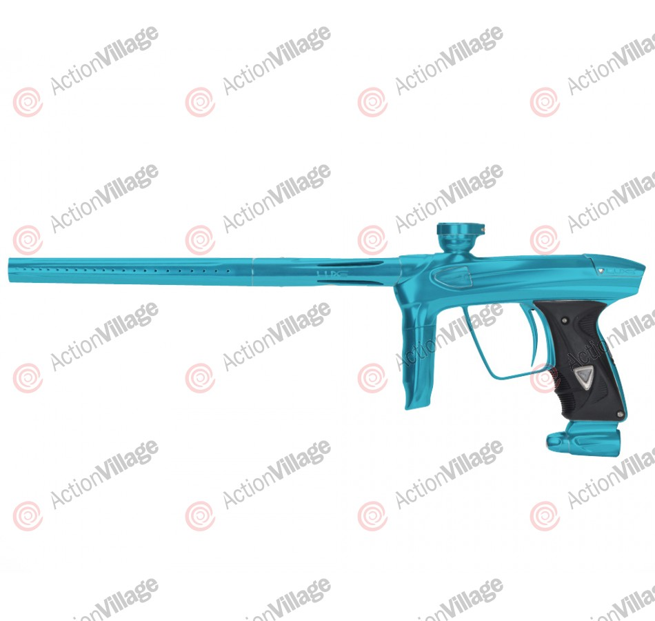 DLX Luxe 2.0 Paintball Gun - Teal/Teal