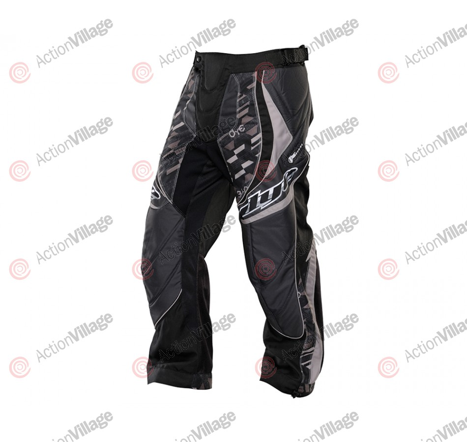 2013 Dye C13 Paintball Pants - Cubix Gray
