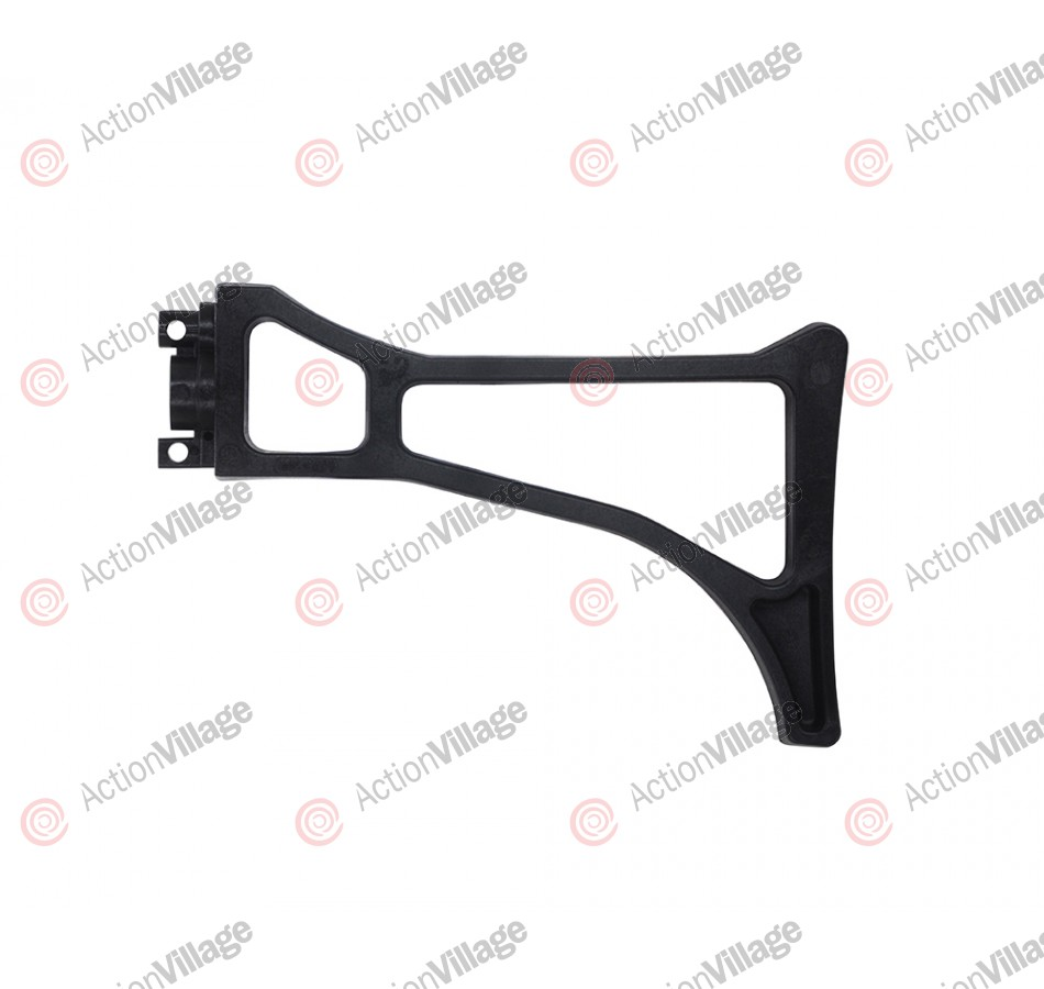 Lapco Tippmann A5 G36C Fixed Stock - Black