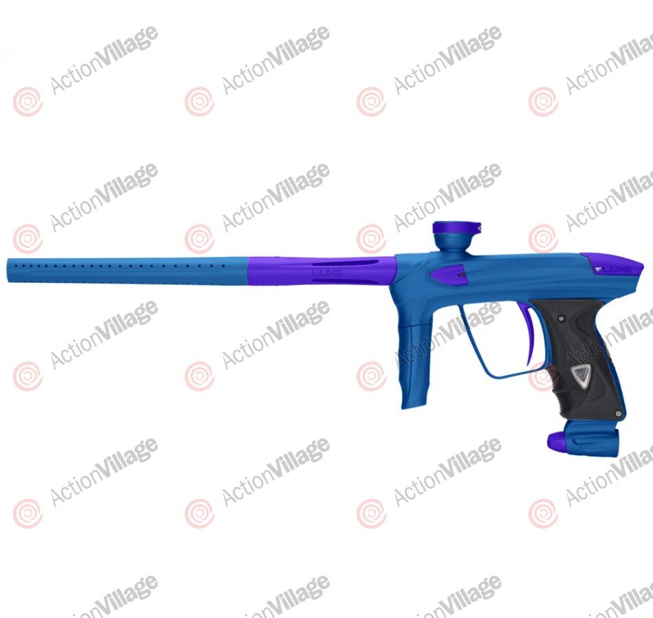 DLX Luxe 2.0 Paintball Gun - Dust Blue/Dust Purple