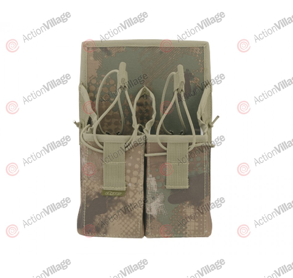 2013 Dye Tactical Double Clip Pouch - DyeCam