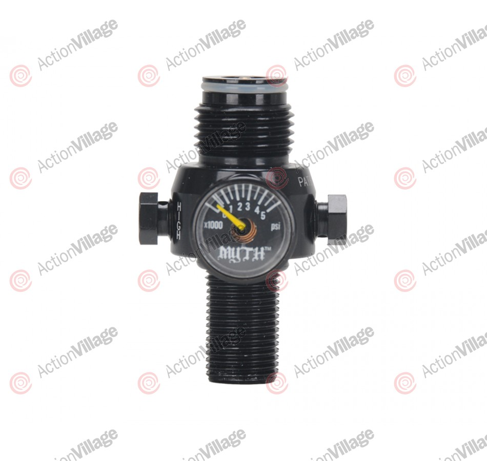 Guerrilla Air Myth Tank Regulator - 4500 PSI Tank - Standard Output