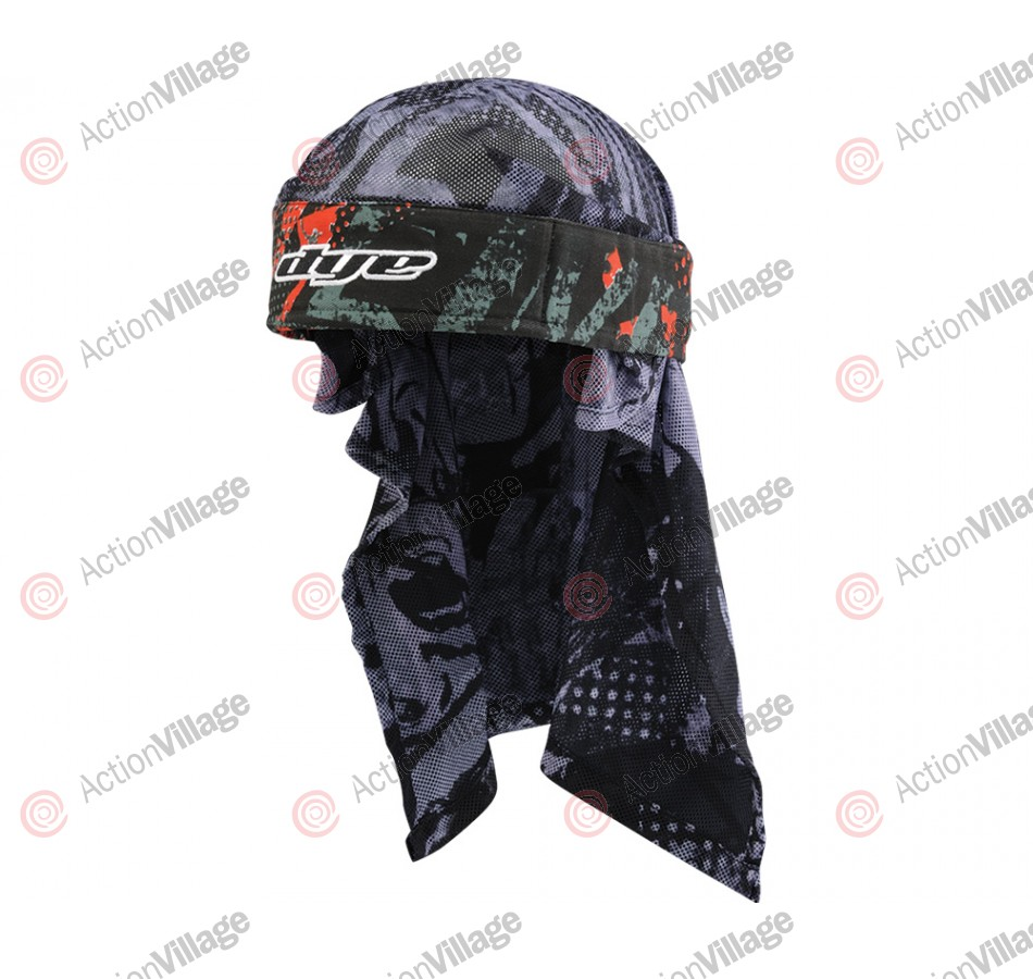 2013 Dye Head Wrap - Rad Red