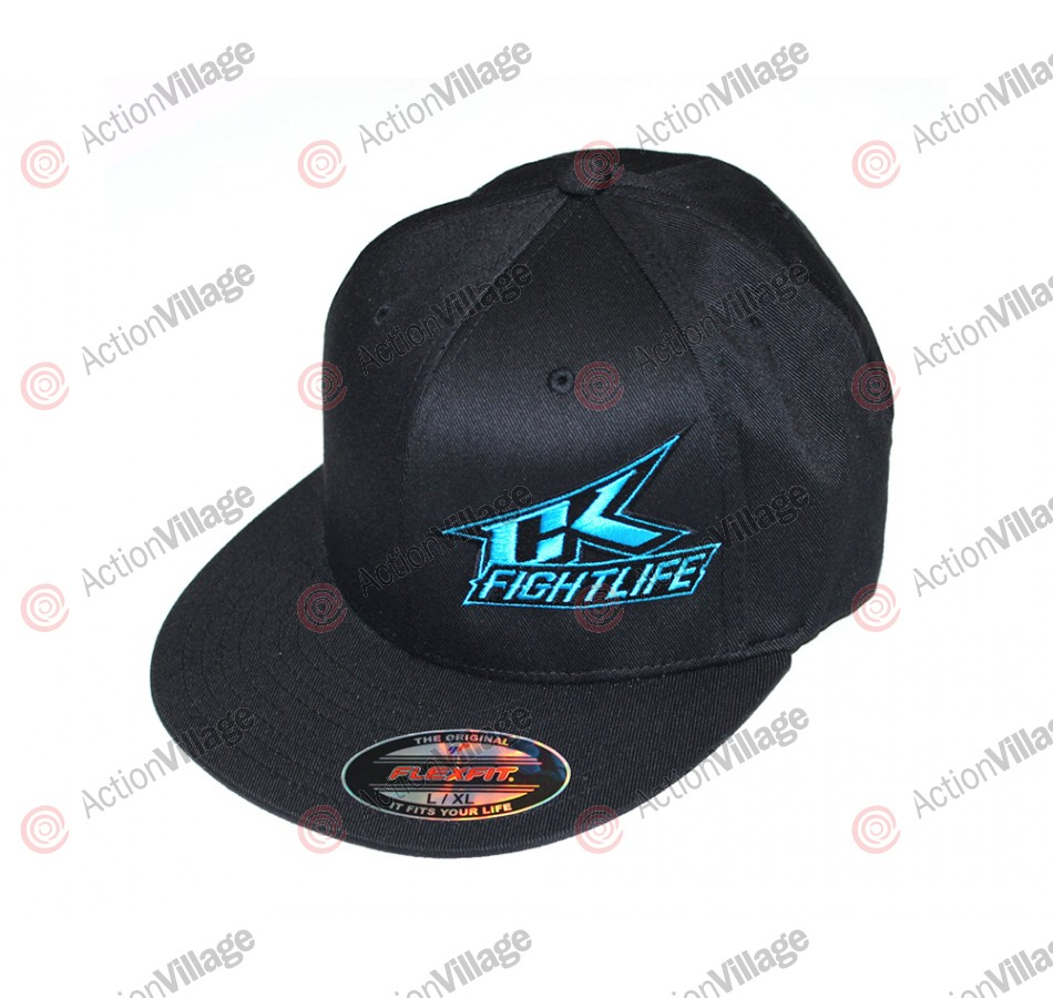 Contract Killer Fight Life Hat - Black