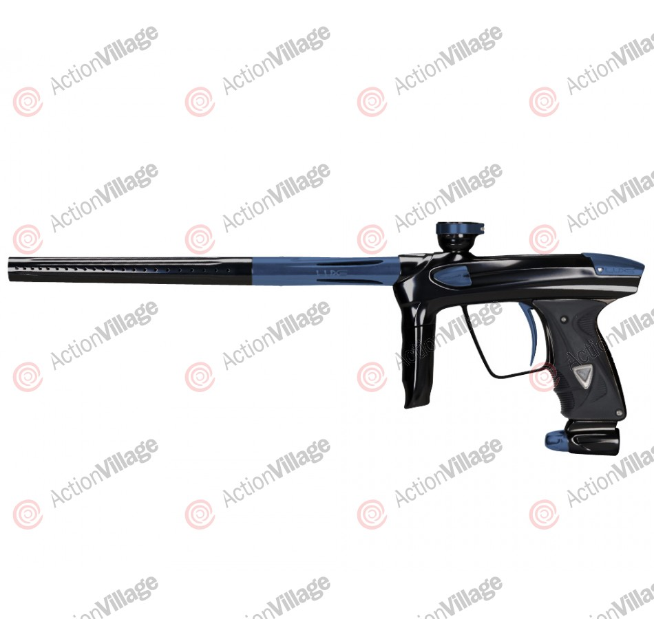 DLX Luxe 2.0 Paintball Gun - Black/Gun Metal